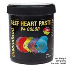 Beef Heart V+ Color Paste – 350g