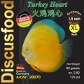 Turkey Heart – Soft XL 80g