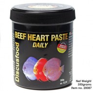 Beef Heart Daily Paste -125g
