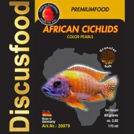 African Cichlids Colour Pearls Soft-230g