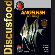 Angelfish Super Growth – Soft 80g