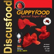 Guppy Special – Super Red 80g