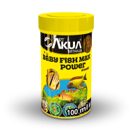 Baby Fish Max Power granulat-100ml