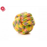 Cotton knotted ball 10 cm, cotton toy