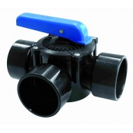 Distribuitor  PVC cylinder valve 63mm manually