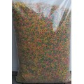 Hrana Koi color mix sticks-5kg (35litri)